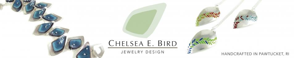Chelsea E. Bird Jewelry Banner