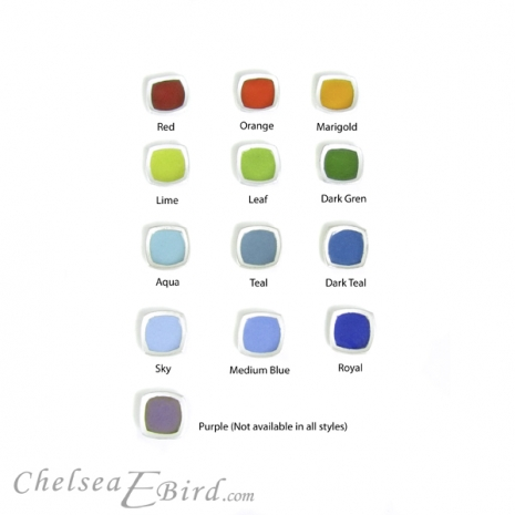 Chelsea Bird Designs Chroma Colors