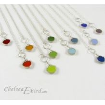 Chelsea Bird Designs Chroma Single Pendants All Colors