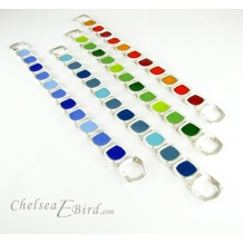 Chelsea Bird Designs Chroma Bracelets