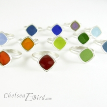 Chelsea Bird Designs Chroma Rings