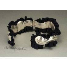 Fiddlehead Bracelet Detail